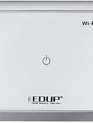 EDUP EP-3713 Wireless Intelligent Remote Control Wifi Touch Panel Switch