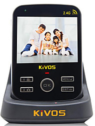 KiVOS KDB300 Video Intercom Doorbell Indoor Machine 3.5 Inch Household Villa Building Intercom Indoor Machine