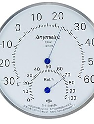 Stainless Steel Temperature And Humidity Meter