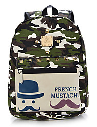 Kids Canvas Casual / Outdoor / Professioanl Use Backpack