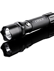 Led Waterproof Flashlight Long-range Outdoor Adventure