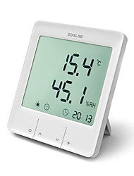 Herzog Trådløs Others Intelligent temperature and humidity table Ivory