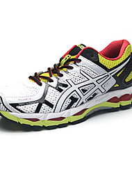 Running Shoes Asics Gel Kayano 21 Men's Running Trainers Sneakers Athletic Shoes Red White