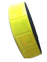 Engrenagem refletivo Tiras Refletoras Ciclismo / bicicleta / Corrida Other Branco / Verde / Rosa