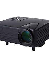 Завод-производитель комплектного оборудования XP018 ЖК экран Мини-проектор QVGA (320x240) 500 Lumens Светодиодная лампа 4:3/16:9