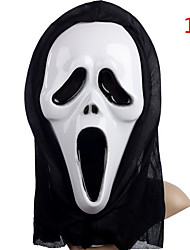Death To A Single Horror Ghost Mask Screaming Face Mask Festival Halloween Supplies Festival Mask Party Cosplay