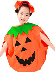 Halloween Children Role-play Dress Masquerade Costumes Princess Skirts Pumpkin Costume About 57cm
