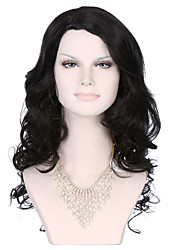 Synthetic Wigs Protea Wig African American Wigs Female Long Curly Hair