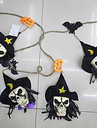 скелет человека гирлянд овсянка Хэллоуин украшения ткани человека фото реквизита фоне стены фестиваль декора