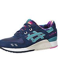 Asics Gel Lyte III Mens Trainers Print Running Sneakers Athletic Tennis Shoes Navy Blue