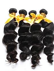 Brazilian Virgin Hair Loose 8A Brazilian Loose Hair Weave Human Hair Extension 3 Bundles Brazilian Weaves Hair