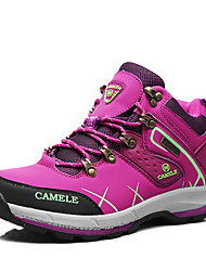 Women's Athletic Shoes Spring / Fall / Winter Work & Safety Leather Outdoor Sport Shoes/ Walking / Hiking / Trail