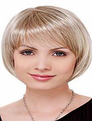 парик Костюм Парики для женщин Серый с градиентом Карнавальные парики Косплей парики