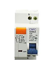 dz30le-16a circuit 30mA des ménages disjoncteur