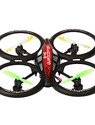 2.4GHz RC Quadcopter Remote Control UFO Helicopter Kids Toy Gift Plastic