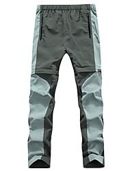 Homme Bas Camping / Randonnée Ski de fond Etanche Garder au chaud Vestimentaire Ecran Solaire Printemps Automne Hiver Noir-Sportif-M L XL