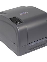 высокой четкости двумерного кода принтера