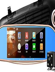 OEM de Fábrica 5 Polegadas Allwinner Cartão TF Preto Carro Câmera