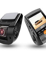 véhicule e enregistreur double lentille de vision nocturne ultra HD 1080p de surveillance de stationnement de ren