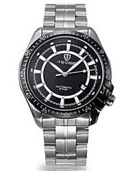 Men's  Automatic self-winding Calendar / Water Resistant/Water Proof Stainless Steel  Mechanical Watch