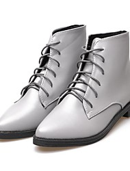 Women's Boots Outdoor/Party & Evening/Casual Low Heel Walking High Top Shoes