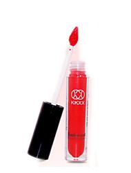 Lipstick Wet Cream Coloured gloss / Long Lasting True Red