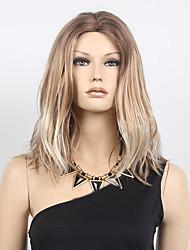 perruque Blonde Perruques pour femmes Noir / Marron / Blonde Perruques de Costume Perruques de Cosplay