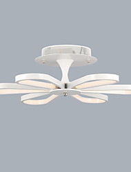 Flush Mount LED Ceiling Light Modern/Contemporary / Mini Style Living Room / Bedroom / Dining Room