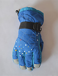Ski Gloves Winter Gloves Women's Activity/ Sports GlovesKeep Warm / Anti-skidding / Waterproof / Breathable / Wearproof / Windproof /