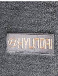 Modern Equus Special Suede Carpet Car Mat