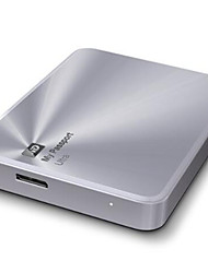Western Digital My Passport Ultra Metal 3TB 2TB 1TB Portable External Hard Drive USB 3.0