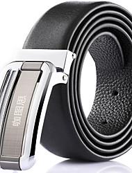 Katusi 2 New Mens Belt Fashion Business Casual Style Genuine Leather 3.4cm Width kts2-2