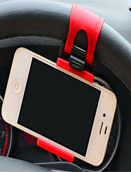 Vehicle Mounted Mobile Phone Support Vehicle Steering Wheel Mobile Phone Rack Mobile Phone Holder