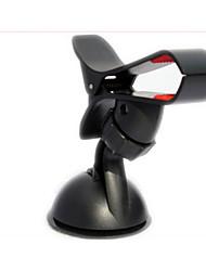 la bouche de poisson 360 degrés siège de téléphone mobile automobile