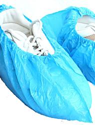 Kunststoff für Schuh Abdeckungen Others Blau