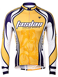 Tasdan Cycling Jersey Sports Bike Riding Clothes Cycling Wear Long Sleeve Mens Cycling Jersey for Bikers