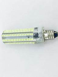 7 E11 Ampoules Maïs LED T 152LED SMD 3014 600LM lm Blanc Chaud / Blanc Froid Décorative AC 100-240 V 1 pièce