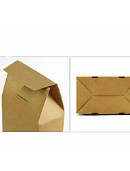 Cow Leather Bag Tea Packaging Kraft Paper BoxesThe Specification Can Be Customized Size 7.5 * 5.8 * 16 CmA Pack of 20