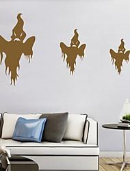 Vacances Stickers muraux Stickers avion Stickers muraux décoratifs,PVC Matériel Amovible Décoration d'intérieur Wall Decal