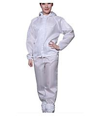 капюшоне антистатические чистой одежды размер XL