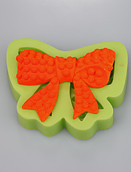 Silicone cake products bowknot shape for weeding cake decorating tools kitchen accessories