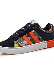 Running Shoes / Casual Shoes Men's / Women's / Unisex Anti-Slip / Wearproof Low-Top Leisure Sports Gray / Blue / Orange