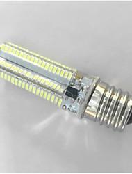 5 E17 Ampoules Maïs LED T 152LED SMD 3014 600LM lm Blanc Chaud / Blanc Froid Décorative AC 100-240 V 1 pièce