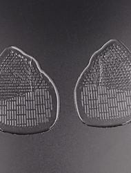 Silicona para PlantillasEsta plantilla interior de gel proporciona comodidad virtualmente imperceptible para tus pies en cualquier tipo
