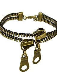 Pulseiras Bracelete Liga Others Fashion / Estilo Pesta / Diário Jóias Dom Bronze,1pç