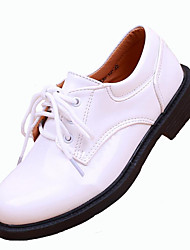 Boy's Shoes Comfort Pointed Toe Flat Heel Patent Leather Loafers Shoes Dress shoes Students-shoes school shoes