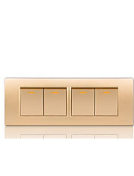 Gold Switch Panel