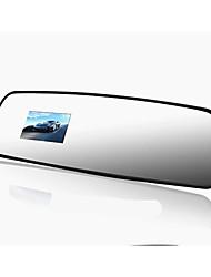 двойной объектив 720p HD 2,7-дюймовый 140 градусов широкий угол 12.0MP вождения рекордер
