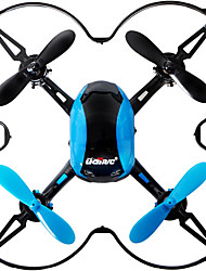 Udi R / C U839 Dron 6 Ejes 4 Canales 2.4G Quadcopter RC Iluminación LED / Vuelo Invertido De 360 Grados
