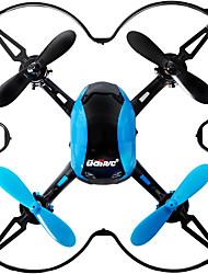 UDI R / C U839 Drohne 6 Achsen 4 Kan?le 2.4G Ferngesteuerter Quadrocopter LED - Beleuchtung / 360-Grad-Flip Flug